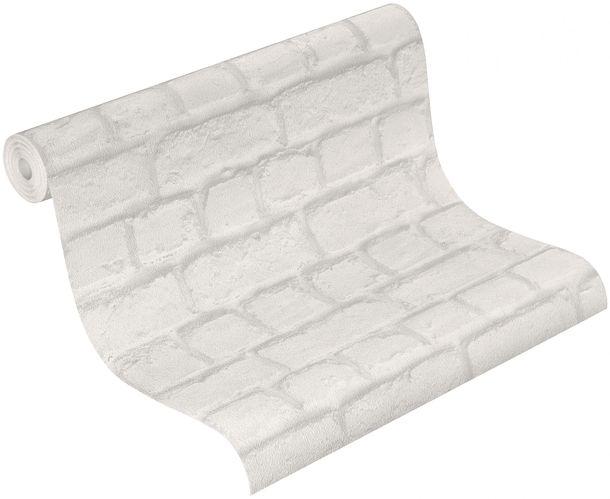 Wallpaper Rasch Stone grey 587203 buy online