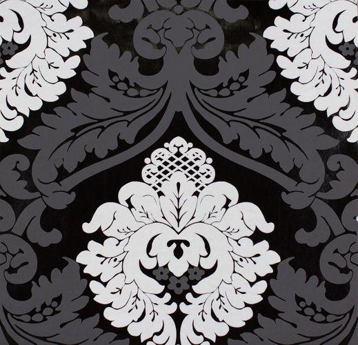 Pop Up Panel selbstklebend 52x250cm 3D-Effekt 95566-1 Barock schwarz weiß online kaufen