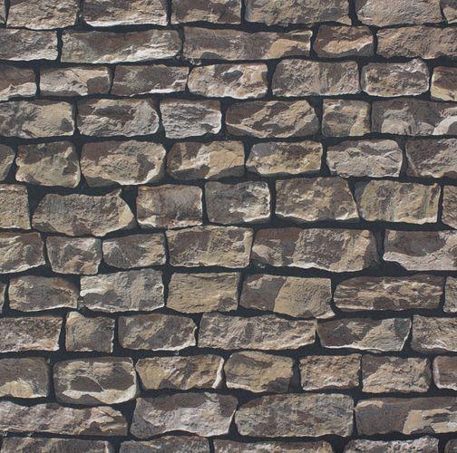 Pop Up Panel selbstklebend 52x250cm 3D-Effekt 95574-1 Mauer Stein beige online kaufen