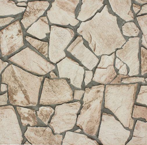 Pop Up Panel selbstklebend 52x250cm 3D-Effekt 95575-1 Mauer Stein beige creme online kaufen