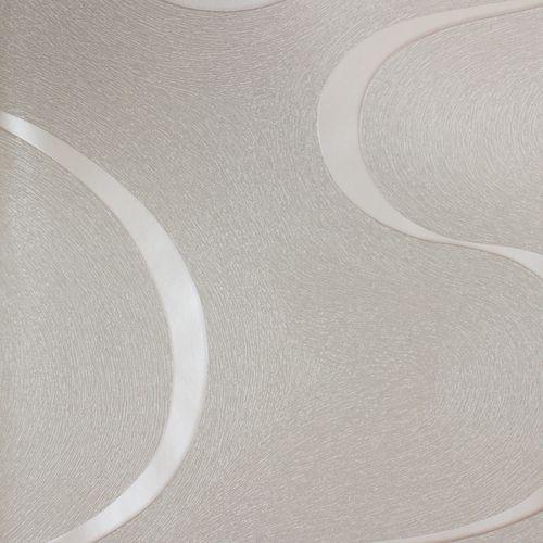 Luigi Colani Visions Vliestapete Marburg Tapete 53363 Struktur creme grau weiß online kaufen