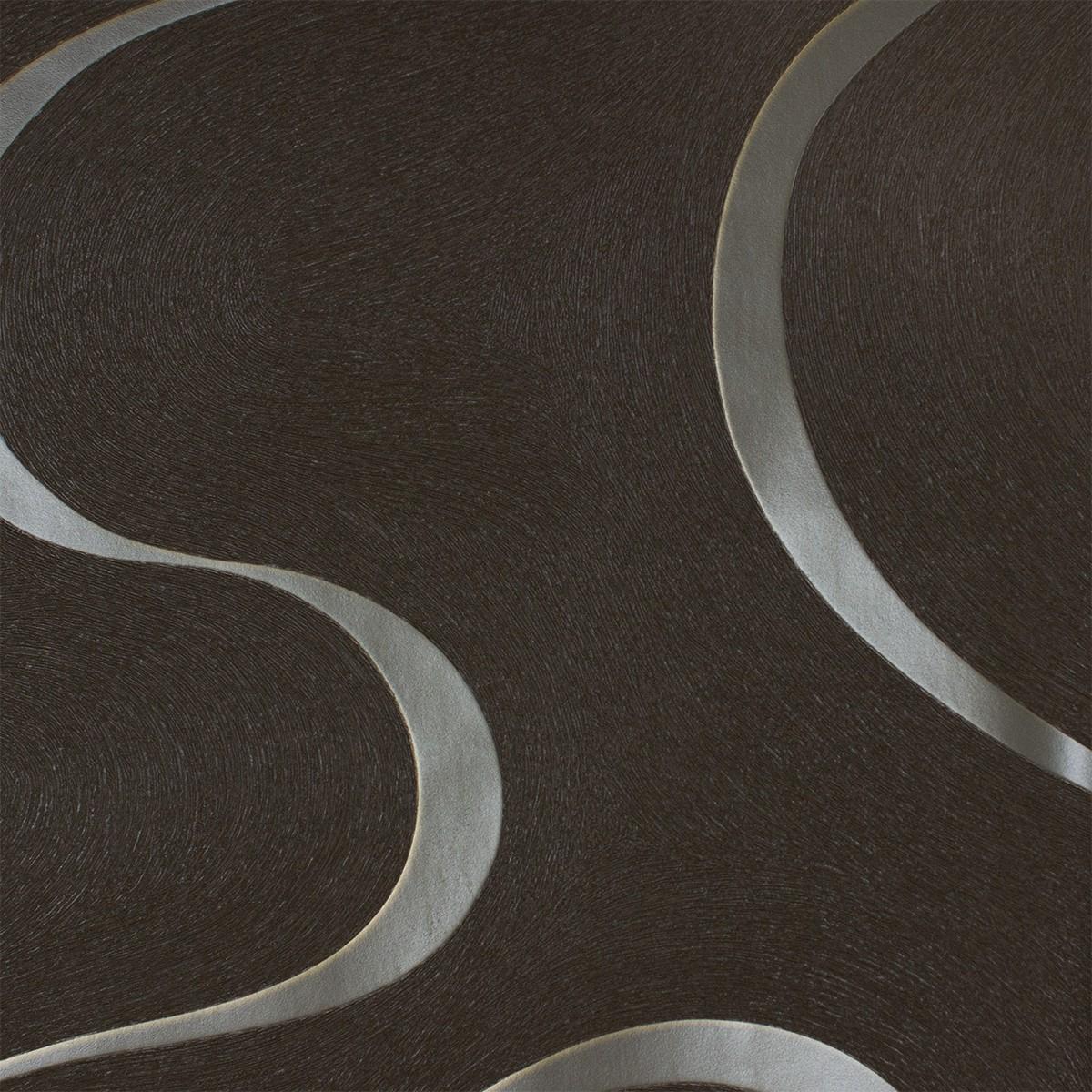 luigi colani visions vliestapete marburg tapete 53364 struktur braun. Black Bedroom Furniture Sets. Home Design Ideas