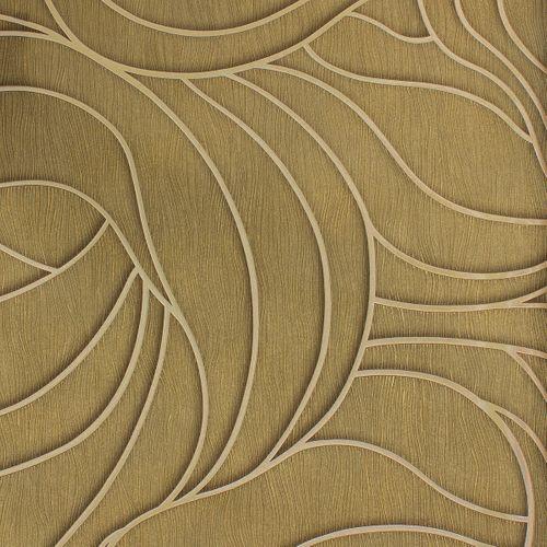 Luigi Colani Visions Vliestapete Marburg Tapete 53341 Struktur beige bronze online kaufen