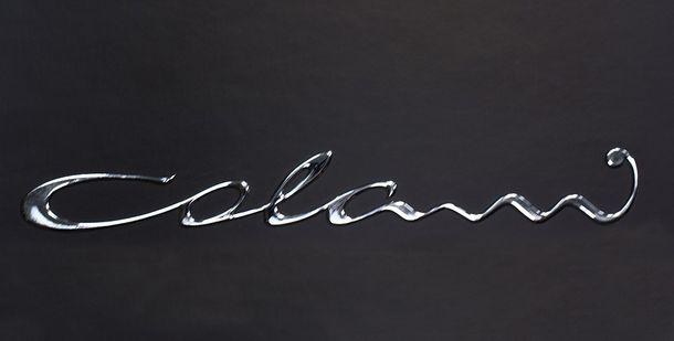Wallpaper Wall Decoration Luigi Colani letter silver 76969 online kaufen