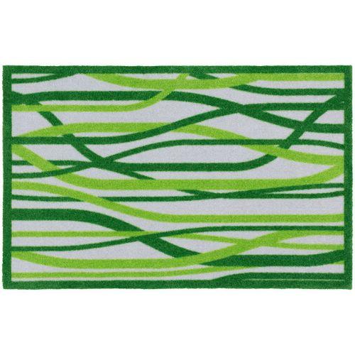Designer Türmatte Schmutzfang Lars Contzen 50x78 cm grün online kaufen