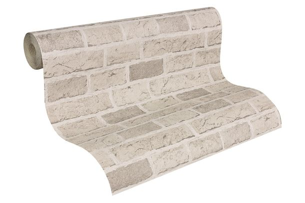 Tapete Steine creme grau Tapete AS Creation Decora Natur 6 7798-30 779830 online kaufen