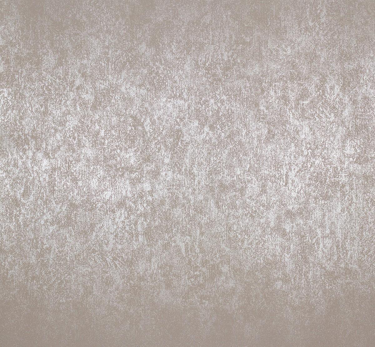 Vliestapete Uni Taupe Grau Metallic Tapete Marburg 55709
