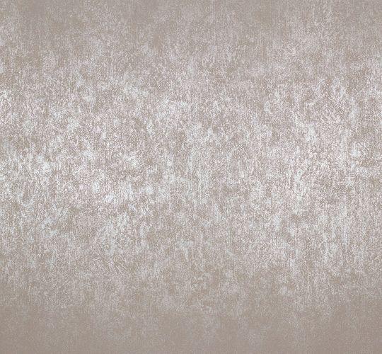 Vliestapete Uni taupe grau metallic Tapete Marburg 55709 online kaufen