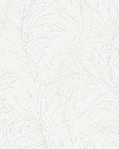 Non-woven Wallpaper Modern white glitter Marburg 55718 online kaufen