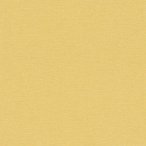 Rasch Tapete Florentine Einfarbig gelb 448580 online kaufen