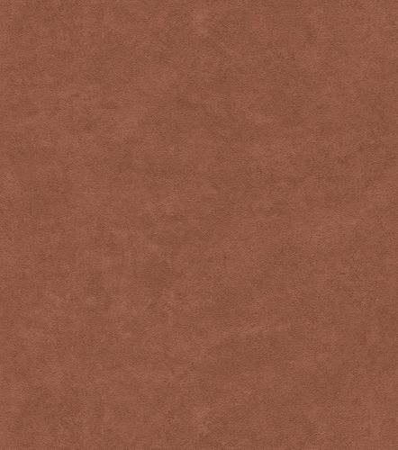 Wallpaper textured design brown red Rasch 445886  buy online