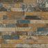 Artikelbild Tapete Vlies 3D Stein-Optik Mauer Vintage blau 475104 Rasch Tapete 1