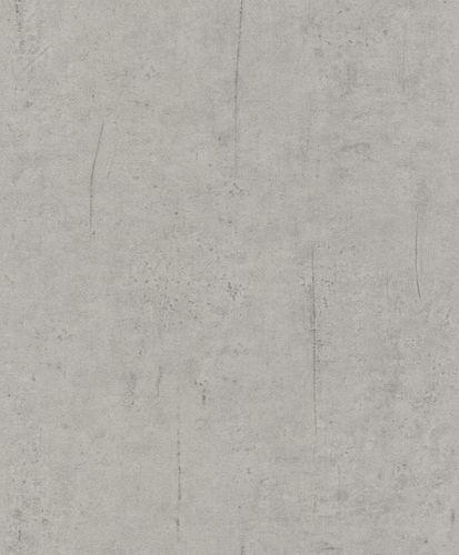 Vliestapete Beton Beton-Optik Stein Rasch grau 475302