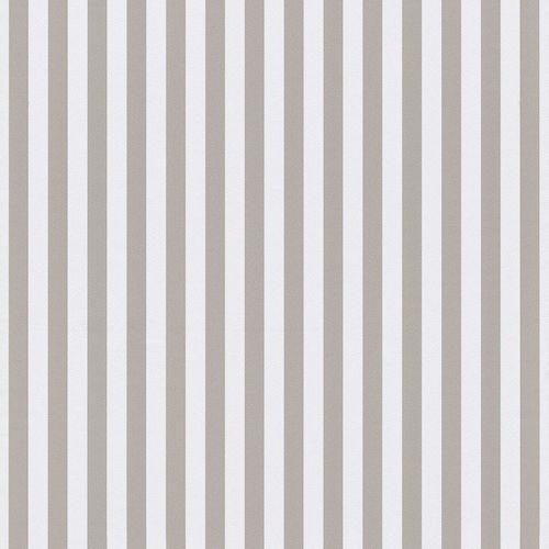 Tapete Streifen beigebraun weiß Rasch Textil Tapeten Petite Fleur 3 285450 online kaufen