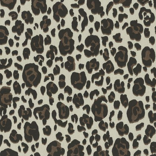 Wallpaper leopard print cream brown black Dieter Bohlen Trend Edition 13473-20 online kaufen