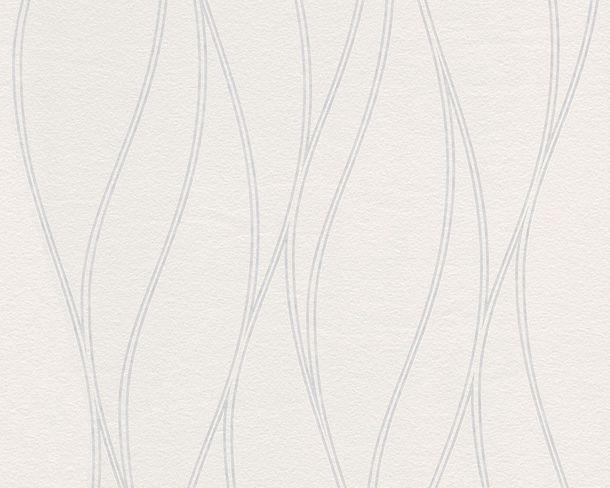 XL Tapete Vlies Groß-Rolle Überstreichbar Wellen 2450-14