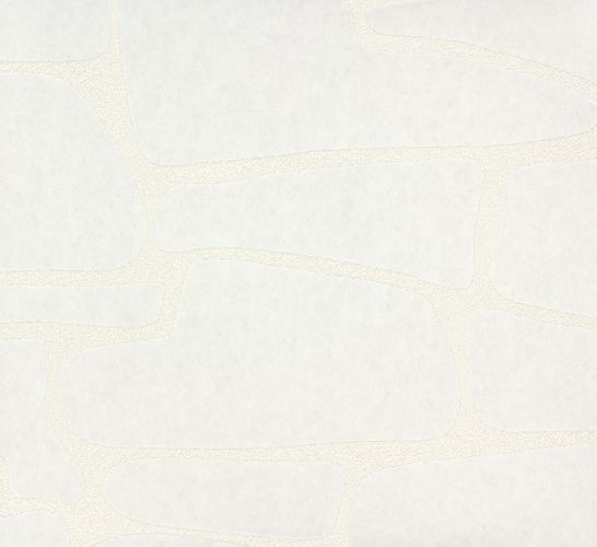 non-woven wallpaper paintable design stone optics white wallpaper Patent Decor 3D Marburg 9440 online kaufen