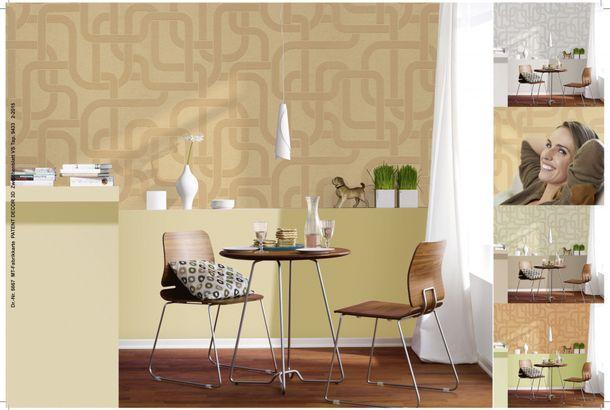 vliestapete berstreichbar design zebra wei patent decor 3d 9433. Black Bedroom Furniture Sets. Home Design Ideas