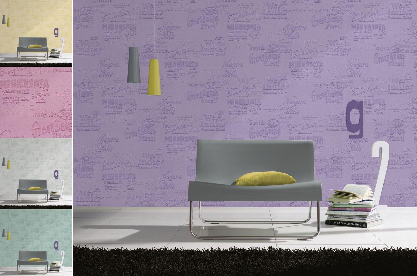 vliestapete berstreichbar vintage wei patent decor 3d 9463. Black Bedroom Furniture Sets. Home Design Ideas