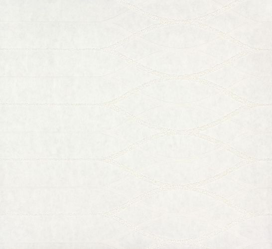 non-woven wallpaper paintable design white wallpaper Patent Decor 3D Marburg 9430 online kaufen