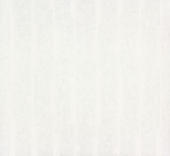 non-woven wallpaper paintable stripes white wallpaper Patent Decor 3D Marburg 9439 online kaufen