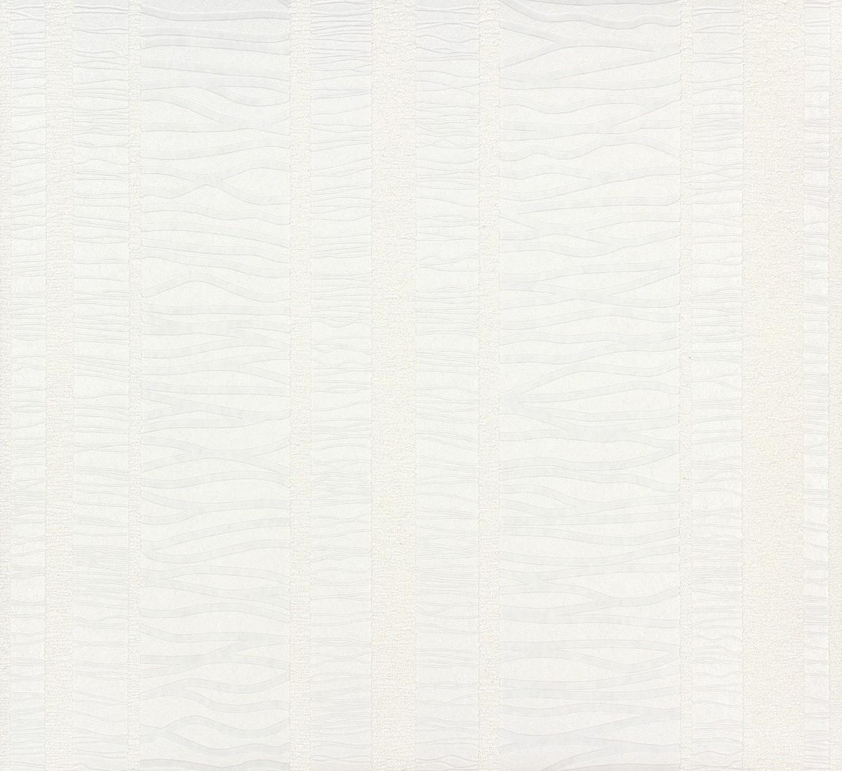 vliestapete berstreichbar streifen wei patent decor 3d 9457. Black Bedroom Furniture Sets. Home Design Ideas
