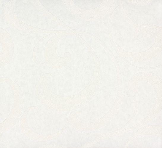 non-woven wallpaper paintable vines white wallpaper Patent Decor 3D Marburg 9432