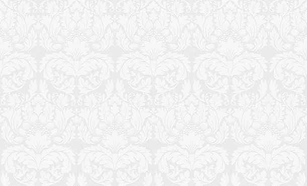Wallpaper paintable baroque floral white Architects Paper Pigment 95136-1