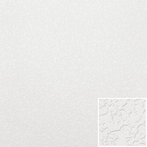 Vinyl Wallapper Paintable Structure White Grandioso 15m XXL 6416-18 buy online