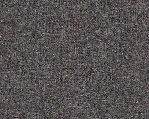 Versace Home Wallpaper linen anthracite gloss 96233-6 online kaufen