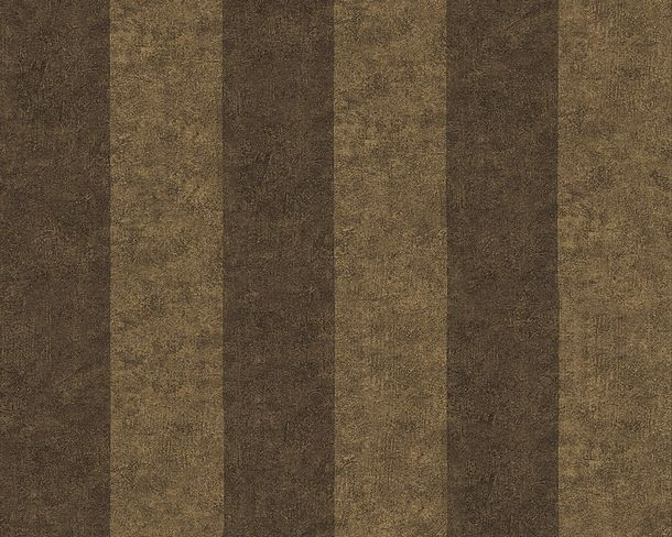 Wallpaper stripes brown green AS Creation Versace 96217-1 online kaufen