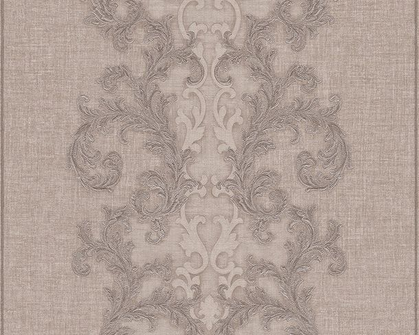 Wallpaper baroque silver grey AS Creation Versace 96232-1 online kaufen