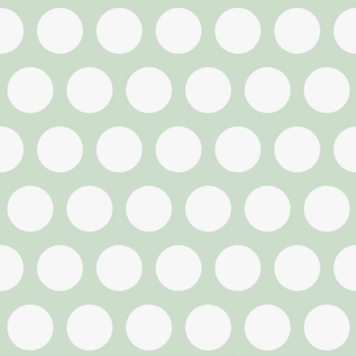 Wallpaper child Rasch Textil Dots green white 128711 online kaufen