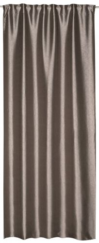 Loop curtain Deep Shade Design brown blackout fabric 196202 online kaufen
