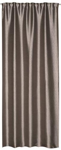 Schlaufenschal Verdunklungsstoff Deep Shade Design braun 196202 online kaufen