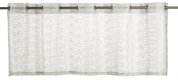 Half-curtain Design Network semi-transparent white 196059 online kaufen