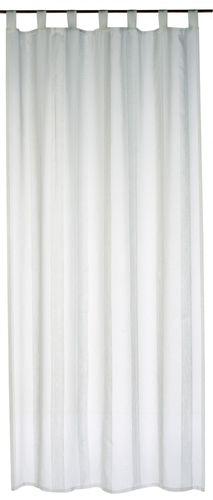Schlaufenschal Uni Lana 140 x 255 cm weiß halbtransparent 196394  online kaufen