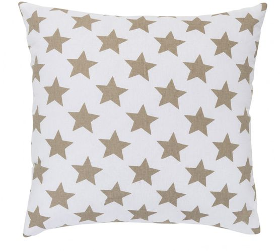 Pillow with filling stars brown 45x45 cm 195892 online kaufen