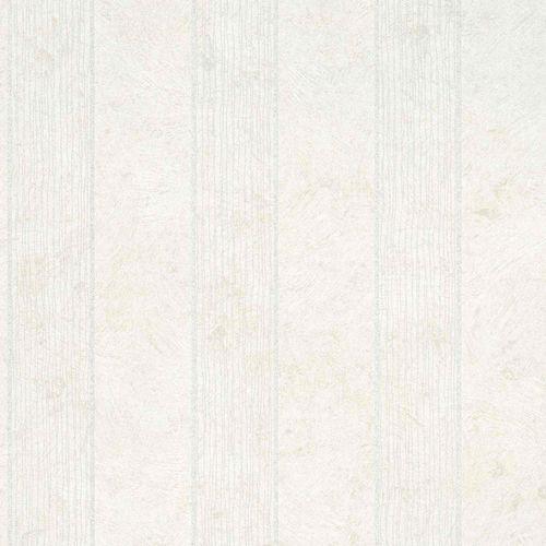 Non-Woven Wallpaper Plaster Stripes white Glitter 56833 online kaufen