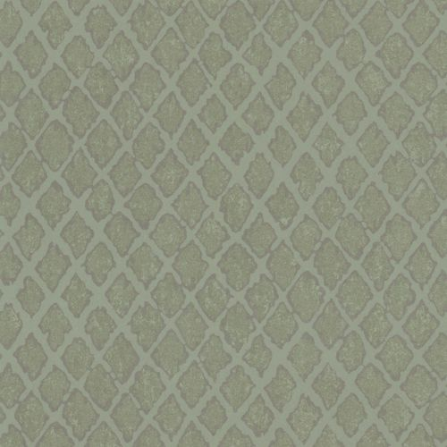 Wallpaper non-woven green silver design Padua Marburg 56123 online kaufen