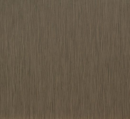 Non-Woven Wallpaper Stroke Design dark brown 56512