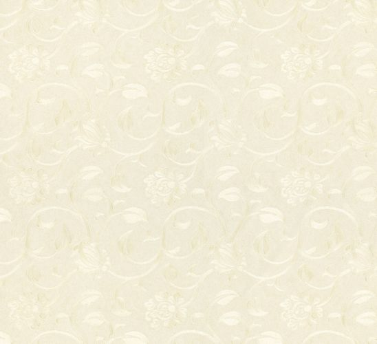 Wallpaper flower cream Marburg Opulence 56006 online kaufen