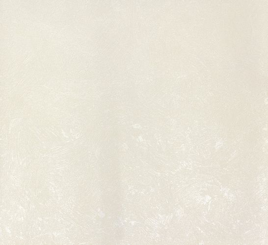 Non-Woven Wallpaper Plaster Structure cream Metallic 56844