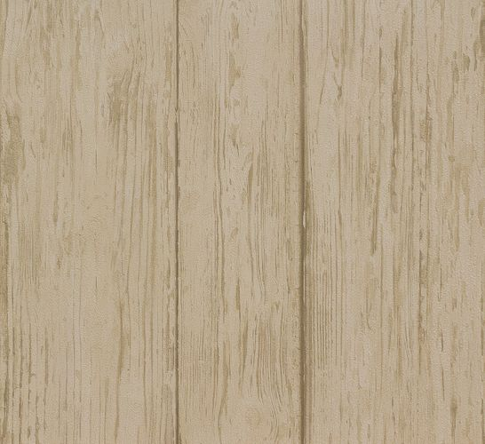 Wallpaper non-woven wood cream Marburg 56202 online kaufen