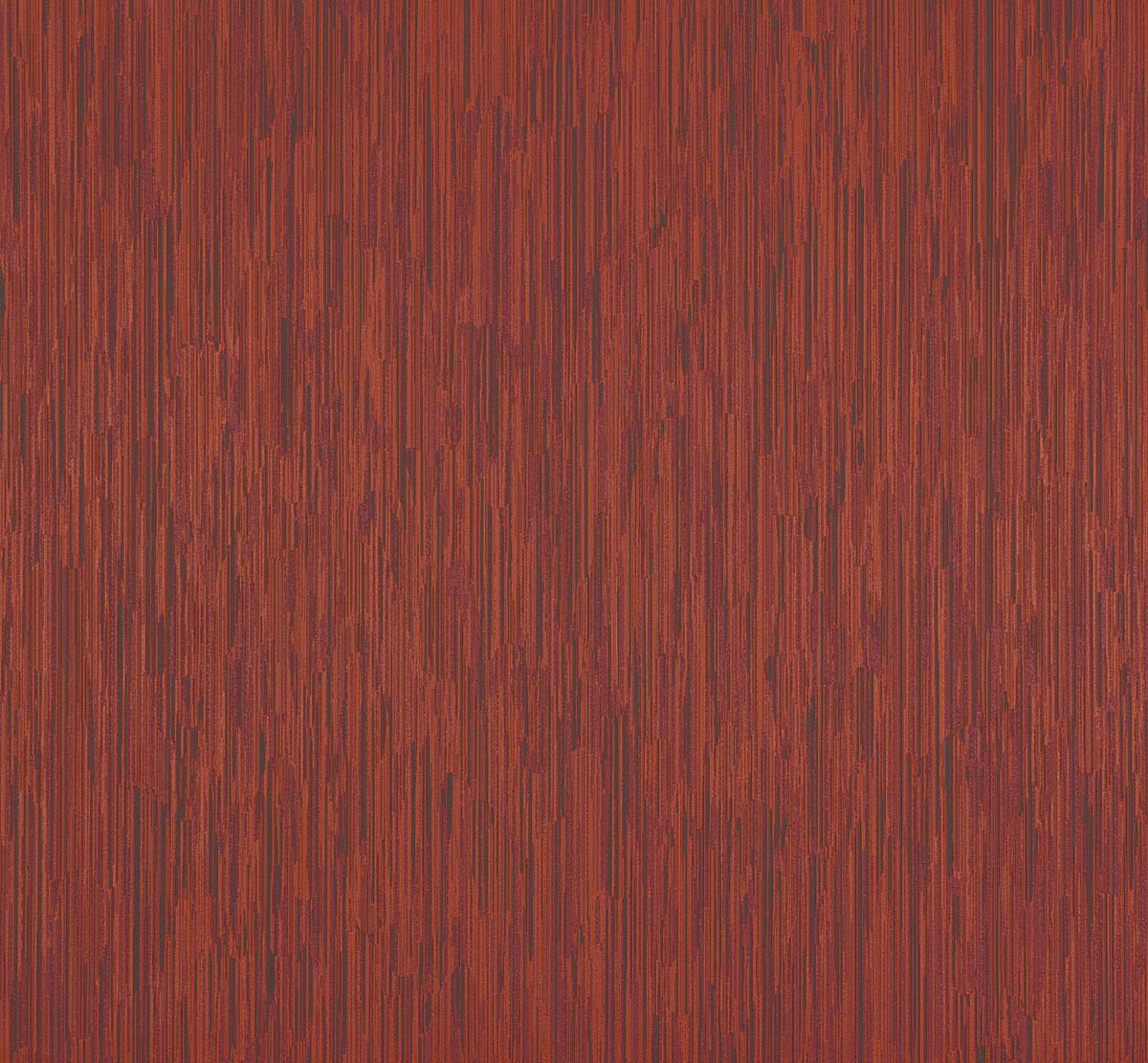 Tapete vlies streifen rot orange marburg 56927 for Tapete streifen rot