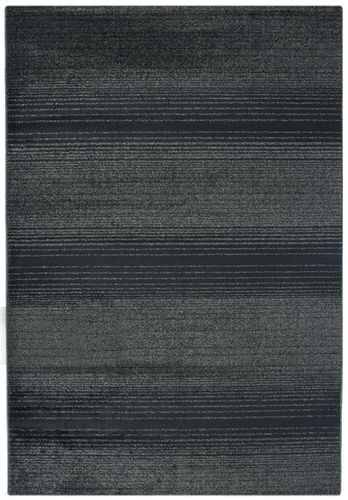 Carpet Madrid stripes black in 5 sizes online kaufen