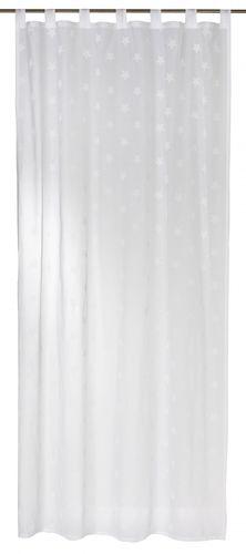 Schlaufenschal halbtransparent weiß 140x255cm 197476 online kaufen
