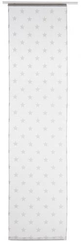 Panel curtain transparent white 60x245cm 197254 online kaufen