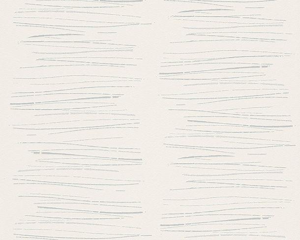 Tapete Vlies Grafisch creme grau livingwalls 30127-2 online kaufen