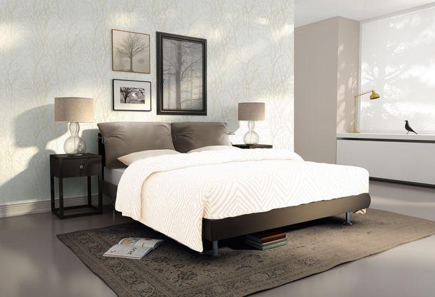 Tapete Vlies creme Natur livingwalls 30094-1 online kaufen